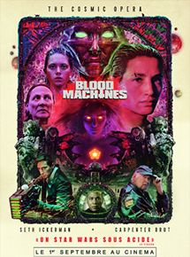 Blood Machines DVDRIP 2019