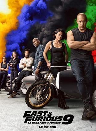 Fast amp; Furious 9 2021 DVDRIP