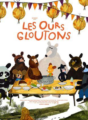 Les Ours gloutons DVDRIP 2021