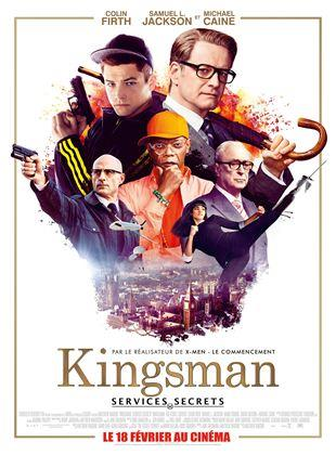 Kingsman : Services secrets 2015 DVDRIP