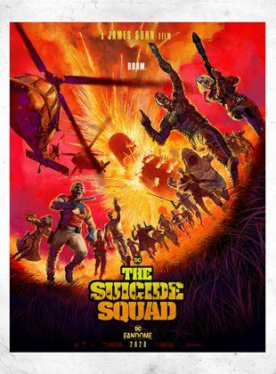 The Suicide Squad 2021 DVDRIP
