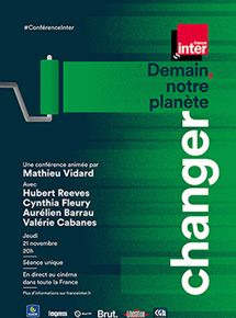 Changer - Conférence France Inter DVDRIP 2019