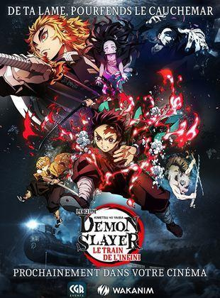 Demon Slayer - Kimetsu no Yaiba - Le film : Le train de l'infini DVDRIP 2021