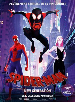 Spider-Man : New Generation 2018 DVDRIP
