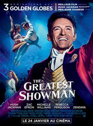 The Greatest Showman 2017 DVDRIP