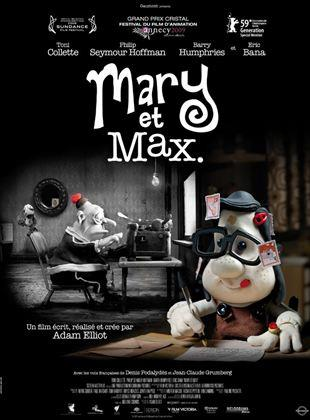 Mary et Max. DVDRIP 2020