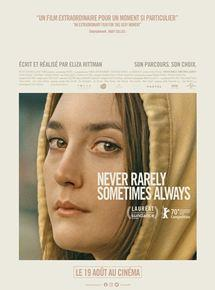 Never Rarely Sometimes Always DVDRIP 2019