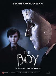 The Boy : la malédiction de Brahms DVDRIP 2019