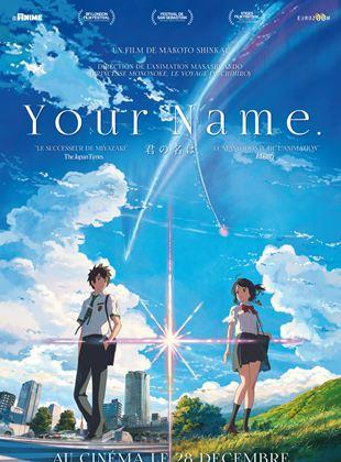 Your Name 2016 HD